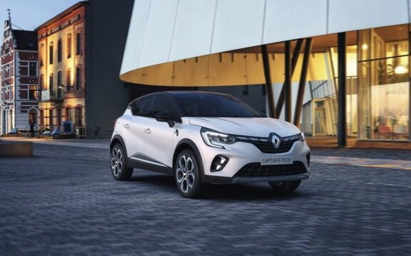 Voitures Hybrides Renault BYmyCAR