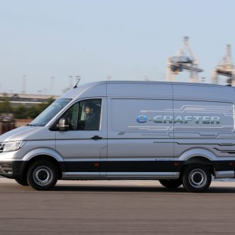 Volkswagen e-Crafter BYmyCAR